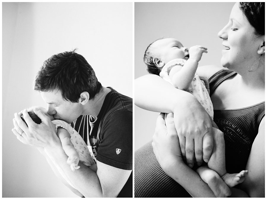 Lifestyle Portraits Newborn
