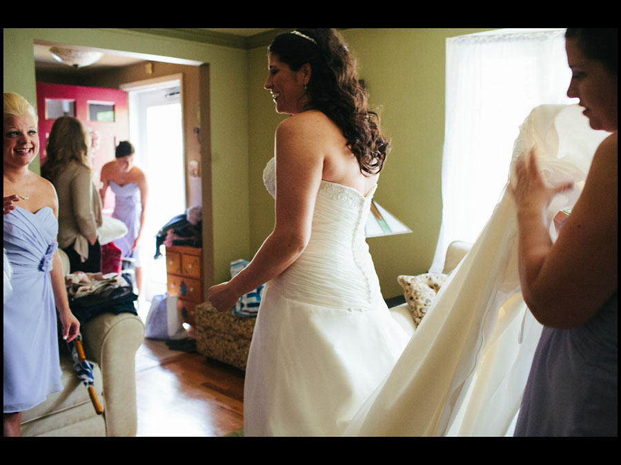 Pittsburgh Wedding Photojournalism