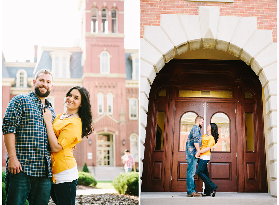 WVY Engagement Portraits