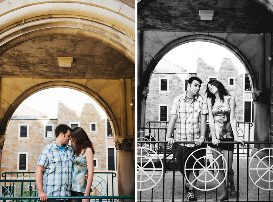 Photojournalism Engagement Portraits