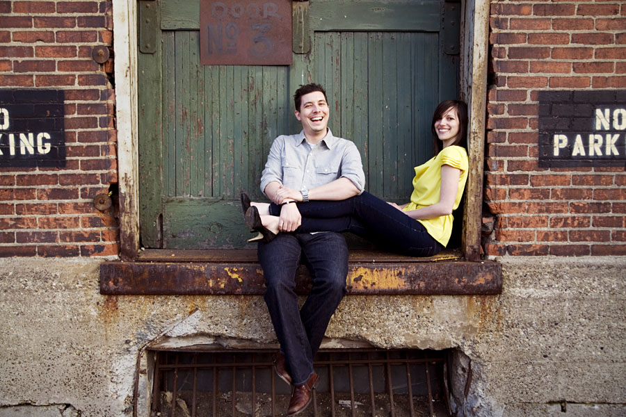 pittsburgh engagement portraits