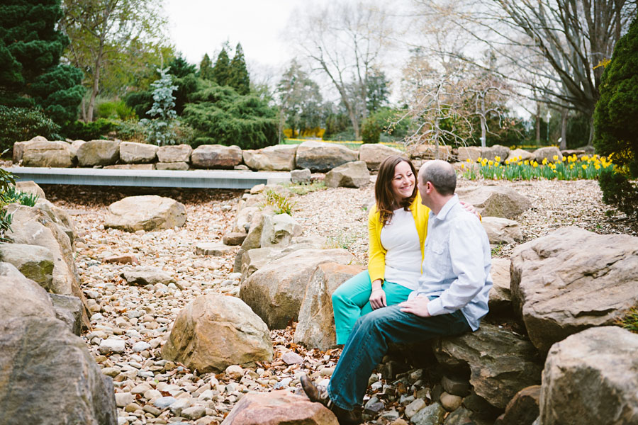 Stephanie and Kevin Youngstown Engagement Photos