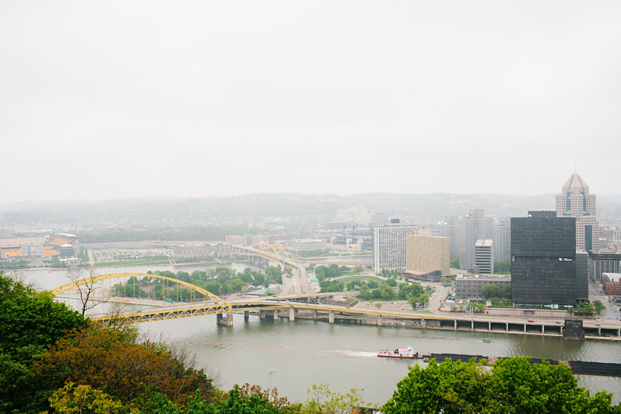 Mount Washington Pittsburgh Overloook