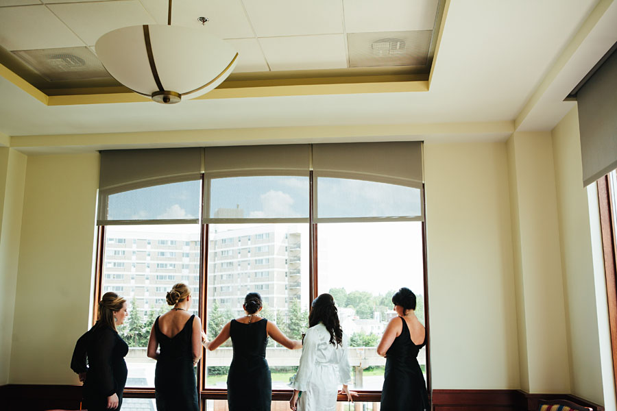 Erickson Alumni Center Wedding