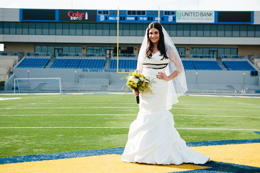 WVU Wedding Photographer