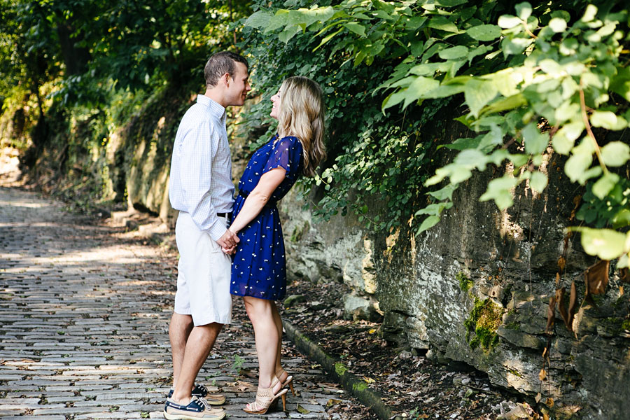 Oakland Pittsburgh engagement