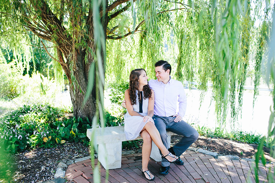 Oakmont Engagement Photos