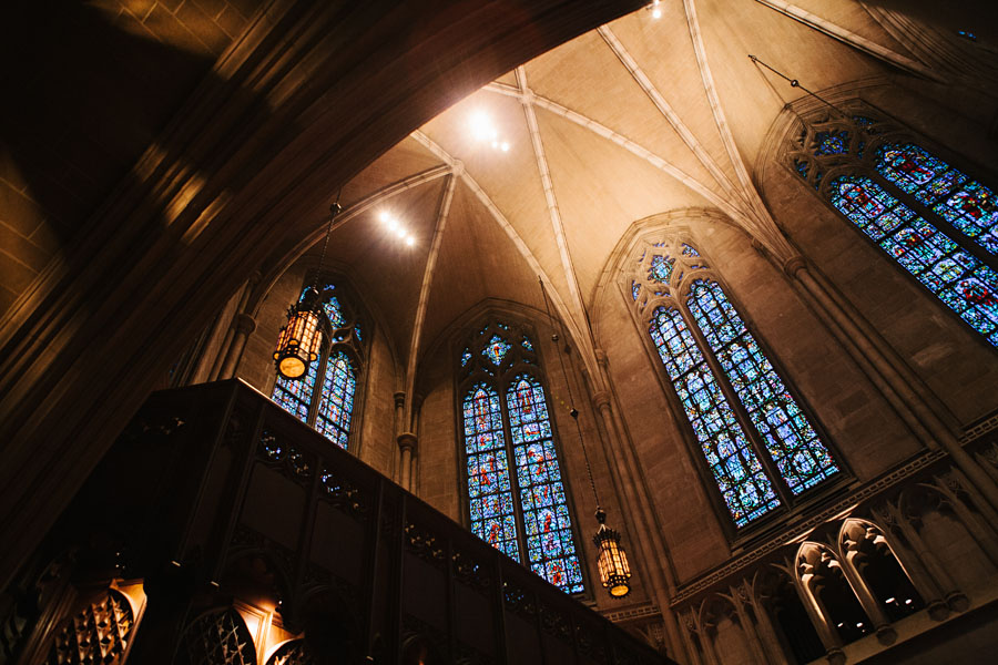 Heinz Memorial Chapel Wedding