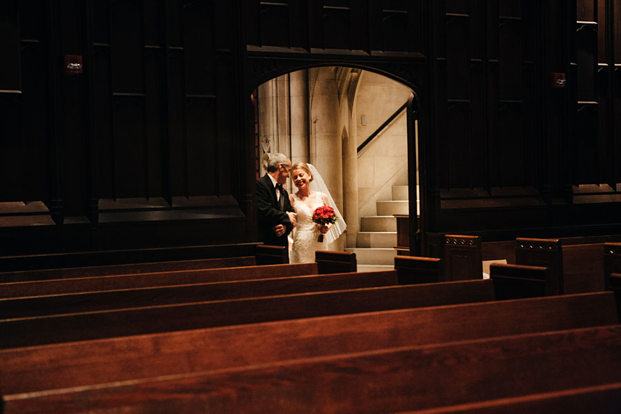 Weddings at Heinz Chapel