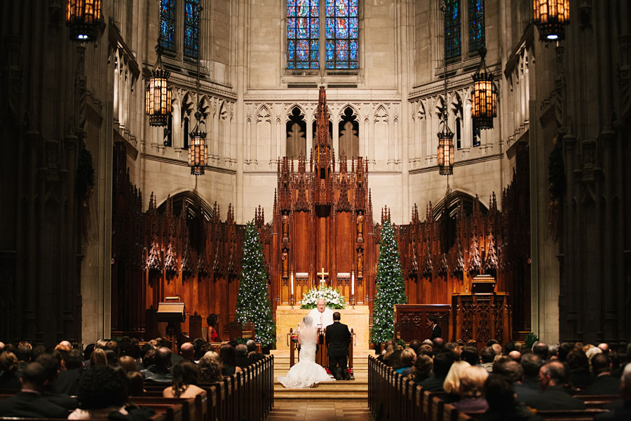 Weddings at Heinz Memorial Chapel Pitt