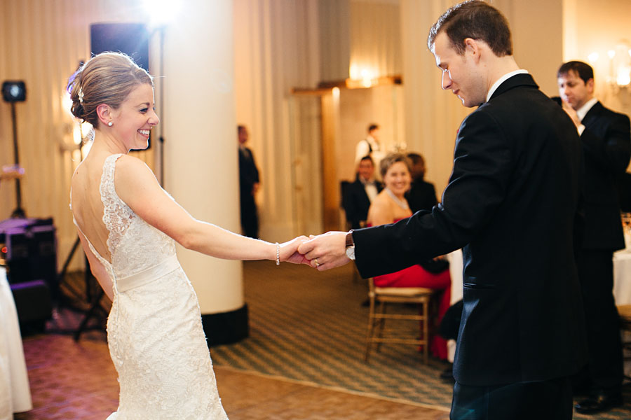 Pitttsburgh Athletic Association Wedding Reception