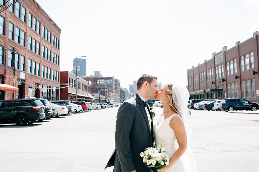 Pittsburgh Strip District Wedding Photography